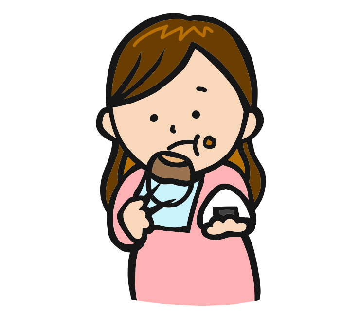 【妊娠初期の食べ物】つわりに苦しむ妻が好んで食べたもの【体験談】